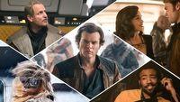 Nowe zdj�cia i informacje o Solo: A Star Wars Story