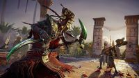 Assassin's Creed Origins: The Curse of the Pharaohs - data premiery i gameplaye