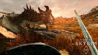 Premiera The Elder Scrolls V: Skyrim VR na PC
