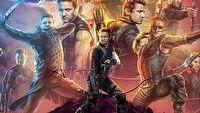 Twórcy filmu Avengers: Wojna bez granic zdradzają, czemu na plakatach nie ma Hawkeye'a