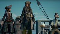 Piraci z Karaibów pojawi¹ siê w Kingdom Hearts 3