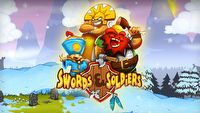 Swords and Soldiers HD - RTS twórców Awesomenauts za darmo w Steam