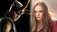 Disney stworzy seriale o Lokim, Scarlet Witch i innych bohaterach Marvela