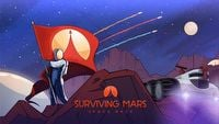 Zapowiedziano dodatek Space Race do strategii  Surviving Mars