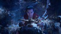 Pi�kne plenery i magiczna lampa na teaserze aktorskiego Aladyna