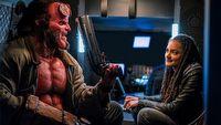 Hellboy poni�s� pora�k� w ameryka�skim Box Office