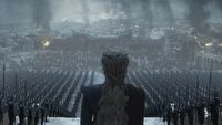 Dziś w nocy finał Gry o tron. Elizabeth Olsen mogła zagrać Daenerys
