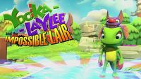 Zwiastun i zapowiedź Yooka-Laylee and the Impossible Lair