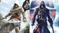 Assassin's Creed: The Rebel Collection zapowiedziane na Switcha