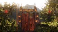 Zobacz odtworzony Park Jurajski na silniku CryEngine