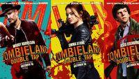 Bohaterowie Zombieland: Double Tap na nowych plakatach