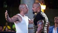 Szybcy i w�ciekli - The Rock i Vin Diesel zako�czyli sp�r?