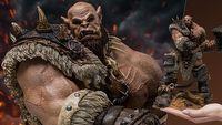 Imponuj¹ca figurka Orgrima z Warcrafta wyceniona na 1000 z³