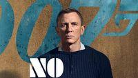 Nowy Bond na kolejnych plakatach. Pierwszy trailer No Time to Die jutro