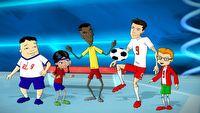 Serial animowany z Robertem Lewandowskim otrzyma� zwiastun