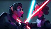 Star Wars 9 - zobacz scenariusz Colina Trevorrowa w formie animacji