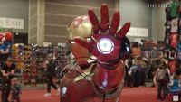 Fanka Marvela zbudowała realistyczny pancerz Iron Mana