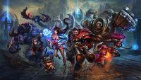 Riot Games chcia�o wymusi� na graczu LoL-a zmian� nicka