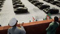 Rosjanie oburzeni, gra pokaza�a Hitlera �wi�tuj�cego zwyci�stwo na Kremlu