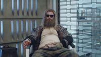 �Gruby Thor� z Avengers mia� wp�yw na Umbrella Academy