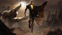 Magiczny The Rock snuje histori� swego bohatera w Black Adam