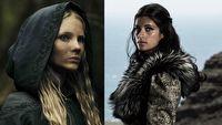 Yennefer i Ciri wspólnie na planie drugiego sezonu WiedŸmina od Netflix