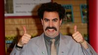 Recenzje filmu Borat 2 - Sacha Baron Cohen bawi i przera�a
