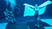 Nowe foto z planu Avatara 2 ujawnia kulisy pracy pod wodą