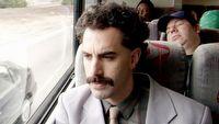 Usuni�ta scena z filmu Borat 2 przera�a. Aktorowi gro�ono broni�