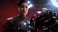 Zagrała nozdrza kosmity - aktorka z Battlefront 2 pojawiła się w The Mandalorian