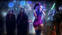 Nago�� w Cyberpunk 2077 b�dzie mo�na ocenzurowa�