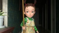 Studio Ghibli romansuje z animacj� 3D - jest zwiastun Earwig and the Witch