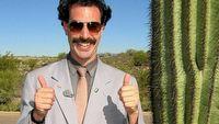 Borat 2 mo�e dosta� wersj� rozszerzon�