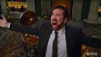 Nicolas Cage uczy poprawnie m�wi� �fu*k�, czyli historia przekle�stw od Netflixa