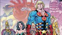 Gadżety i zabawki sugerują nowe szczegóły z Eternals, nadchodzącego filmu Marvela