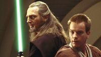 Star Wars - Liam Neeson ch�tnie powr�ci�by do roli Qui-Gona