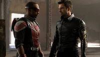 Easter egg z Avengers: Endgame powraca w reklamie nawi�zuj�cej do Falcon & Winter Soldier