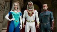 Dziedzictwo Jowisza to połączenie Avengers i Ojca chrzestnego - twierdzi twórca serialu Netflixa