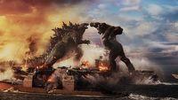 Godzilla vs. Kong to prawdziwa rozwa�ka. Internauci komplementuj� stron� wizualn� filmu