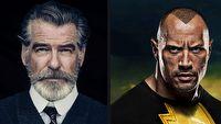 Pierce Brosnan zagra w Black Adam obok Dwayne'a 'The Rock' Johnsona