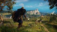 Assassin's Creed: Valhalla doda miecze jednor�czne; znamy trofea z dodatk�w
