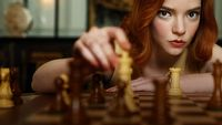 Anya Taylor-Joy chcia�a, aby Gambit kr�lowej uczyni� szachy sexy