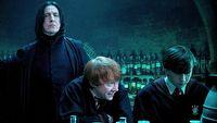 Filmowy Neville z Harry'ego Pottera wspomina Alana Rickmana