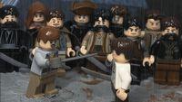 Kultowa scena z Potopu odtworzona za pomoc� LEGO