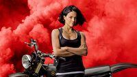 Michelle Rodriguez postawi�a ultimatum tw�rcom Szybkich i w�ciek�ych. Posz�o o jej rol�