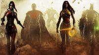 Injustice zostanie zekranizowane przez Warner Bros. Home Entertainment