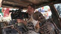 Zack Snyder reaguje na zombie w grach wideo. Na tapecie The Last of Us i Letf 4 Dead
