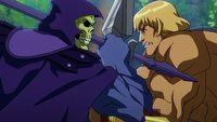 He-Man powraca w zwiastunie W�adc�w wszech�wiata: Objawienia od Netflixa