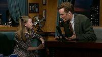 Zobacz 10-letni¹ Scarlett Johansson w nietypowym aktorskim skeczu u Conana