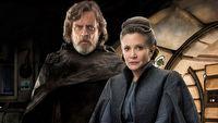 Wielka jest moc w Hollywood. Carrie Fisher wchodzi do Alei Gwiazd, a Mark Hamill reaguje